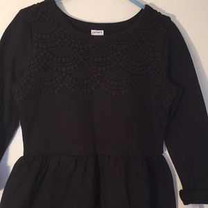 Black Dress girls